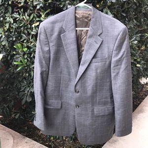 Ralph Lauren Suit Jacket Macy's 40L see size tag